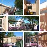 Baustelle September 2011